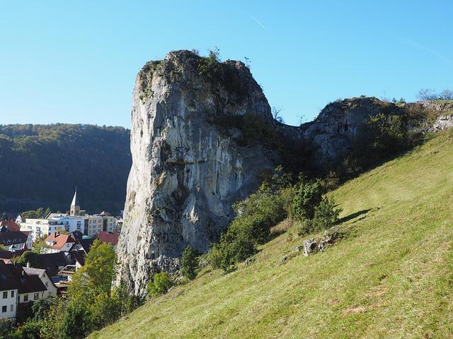 Rock, Blaubeuren, Jerk, Idyll, Metzger Rock