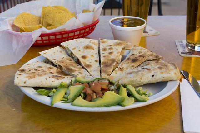 Avocado, Dip, Food, Mexican, Mexican Food, Plate