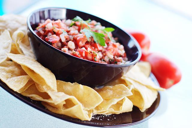 Salsa, Fiesta, Fresh Food, Mexican