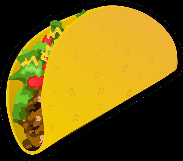 Taco, Wrap, Food, Mexican, Fast Food, Sandwich