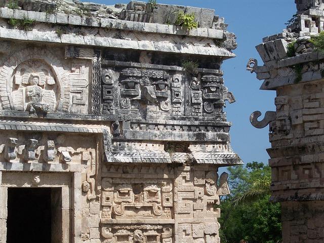 Maya, Mayan, Yucatan, Mexico