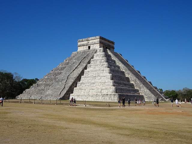 Mexico, Chichen Itza, Mayan, Civilization, Pyramid