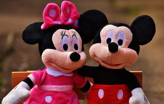 Free photo Cute Mickey Mouse Disney Mickey Mice Minnie ...