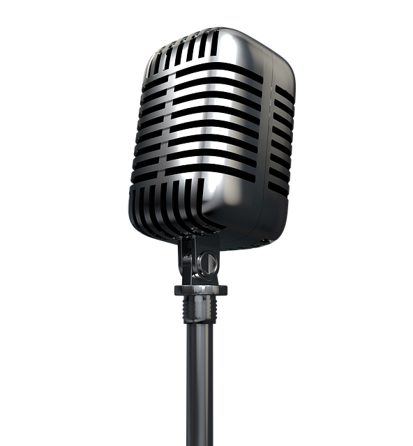 Microphone, Radio, Audio, Record, Podcast