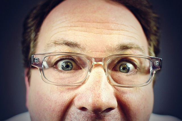 Peeping Tom, Staring Man, Creepy Man, Middle Aged Man