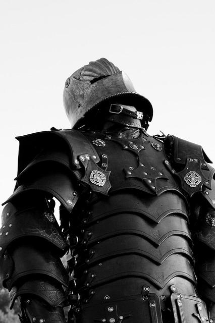 Knight, Ritterruestung, Middle Ages, Historically