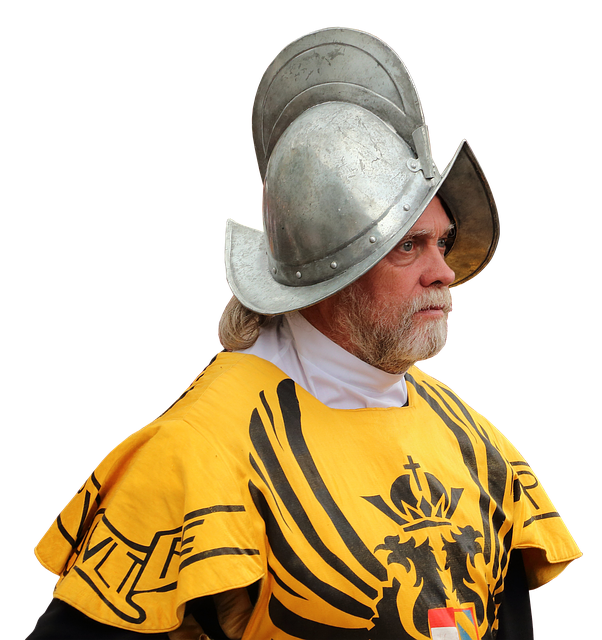 Knight, Armor, Middle Ages, Colorful, Ritterruestung