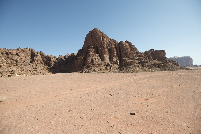 Jordan, Wadi Rum, Holiday, Middle East, Desert