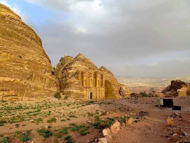 Petra, Jordan, Middle East