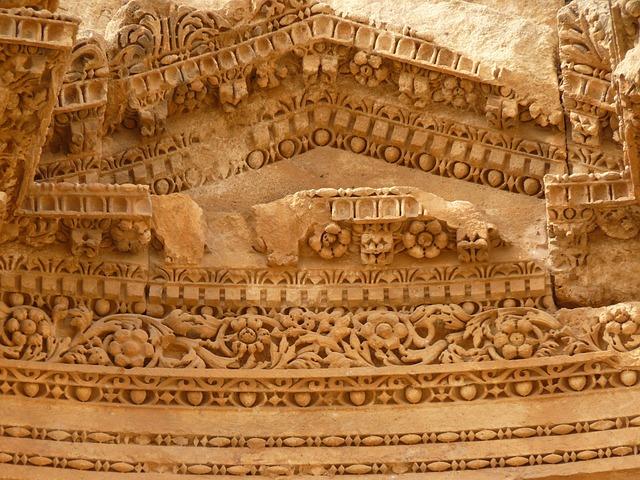 Gerasa, Jerash, Jordan, Vacations, Travel, Middle East