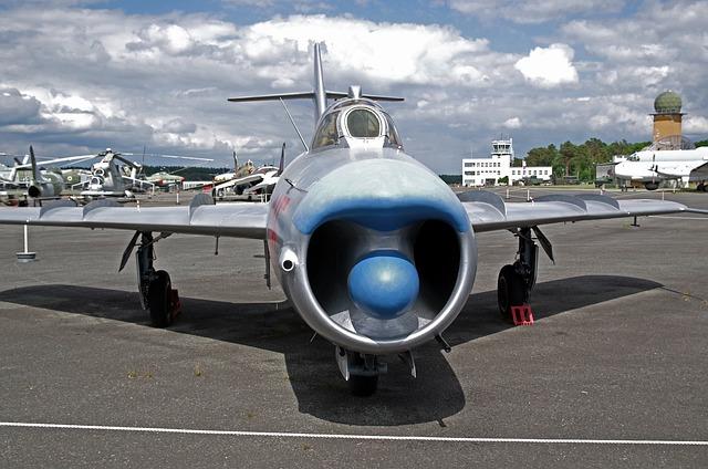 Mig, Jet, Military, Transport System, Aircraft