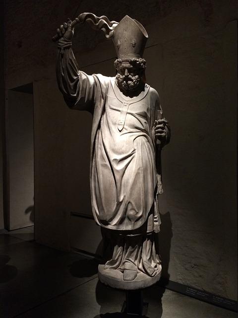 Statue, Duomo, Milan