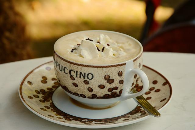 Cappuccino, Coffee Cup, Coffee, Cup, Cafe, Milchschaum