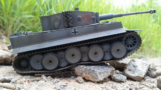 Tank, Military, War, Army, Toy