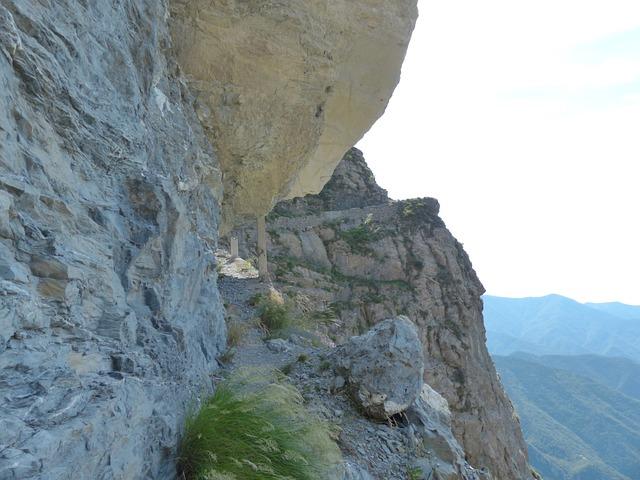 Sentiero Degli Alpini, Military Runway, Military Road