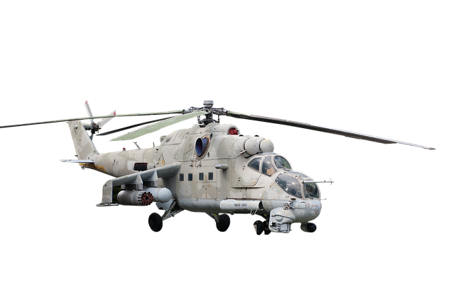 Helicopter, Military, Army, Rotor Blades, War, Aircraft