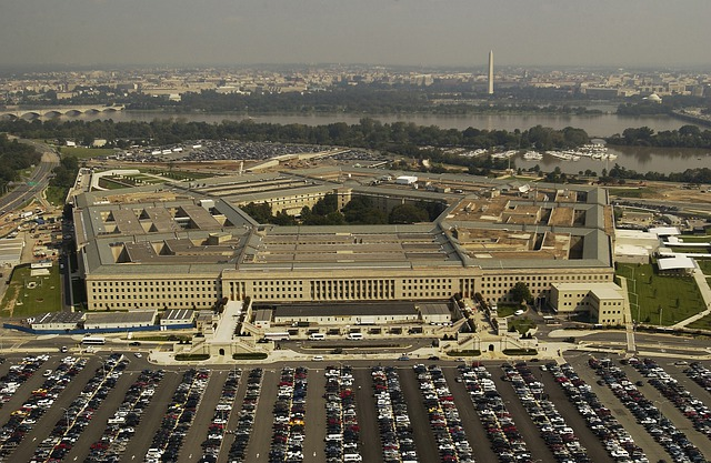 Pentagon, Washington Dc, Military, Headquarters