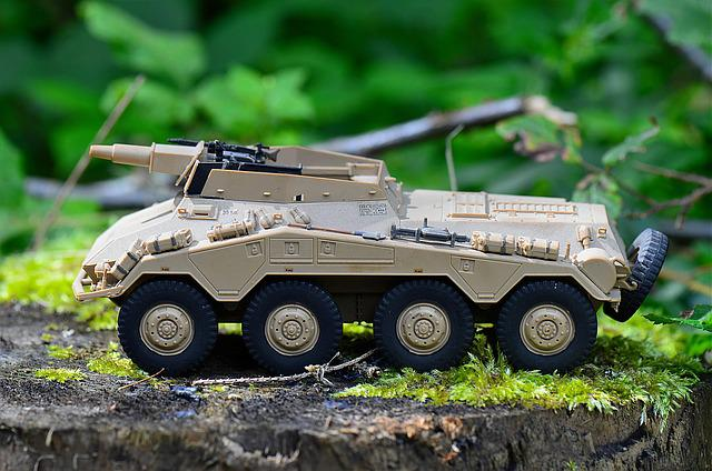 Radpanzer, Modelling, Military, Vehicle, Wehrmacht