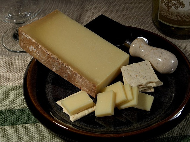 Beaufort D'alpage, Cheese, Milk Product, Food
