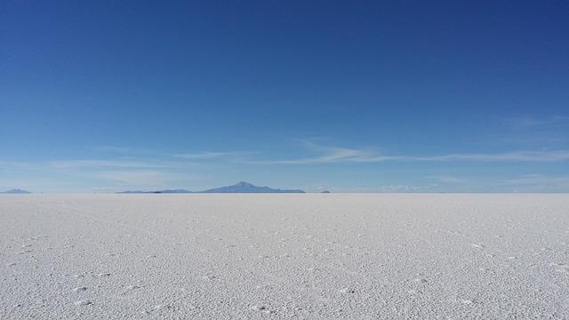 Milk Teeth, Bolivia, Salt Desert