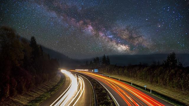 Milky Way, Star, Sky, Starry Sky, Night, Night Sky