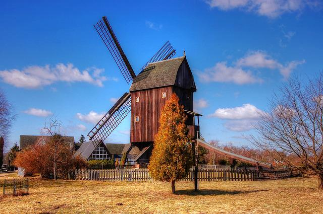 Mill, Gifhorn, Museum, Nature, Lower Saxony