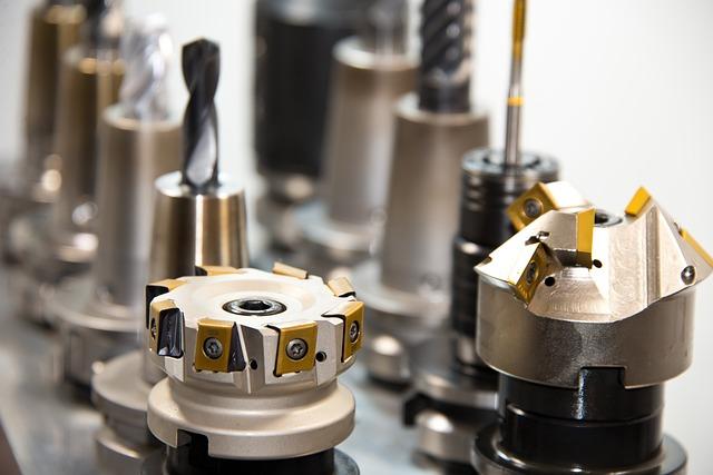Drill, Milling, Milling Machine, Drilling, Tool, Metal