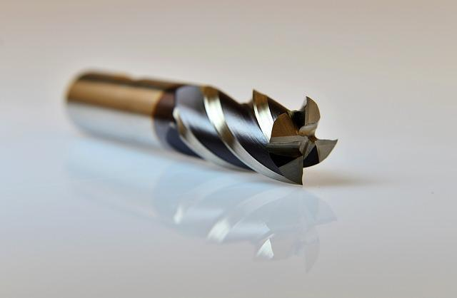 Milling Cutters, End Mill, Milling, Machining, Tool