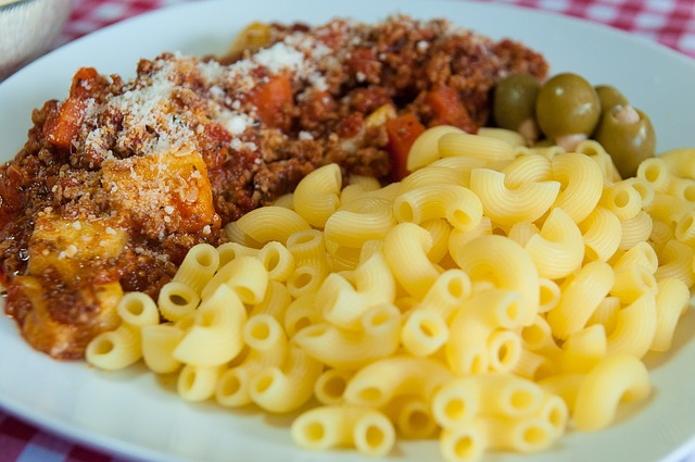 Noodles, Minced Meat, Bolognese, Hunger, Eat, Italian