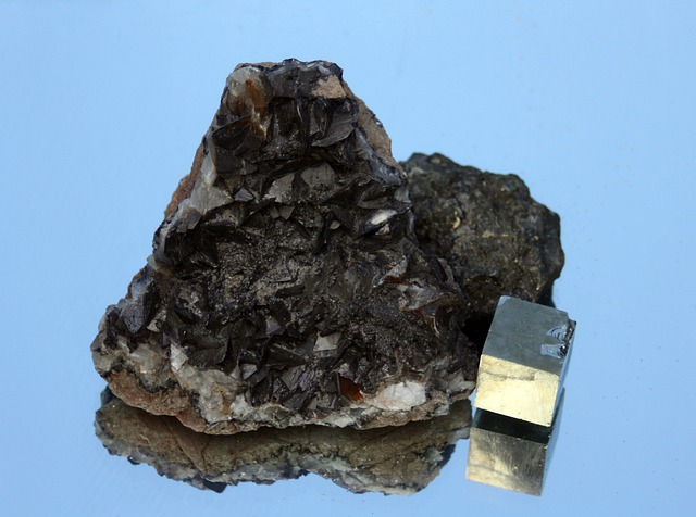 Gems, Pyrite, Decoration, Mineral, Geology