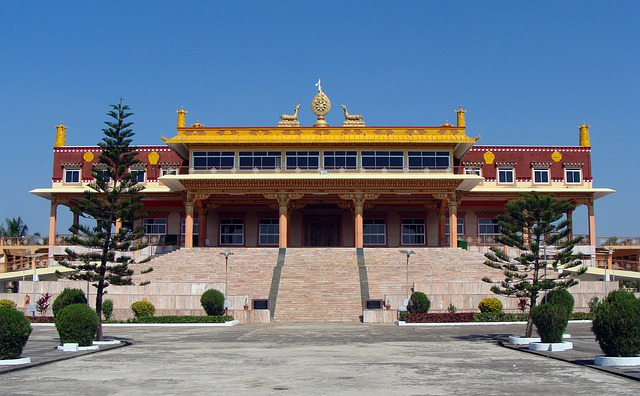 Mundgod, Mini Tibet, Monastery, Tibetan Settlement