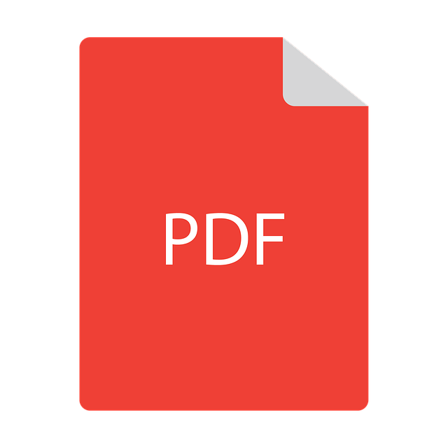 Pdf, Miniature, File, Icon