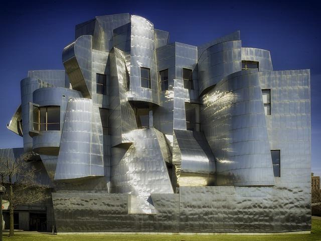 Weisman Art Museum, Minneapolis, Minnesota, Urban