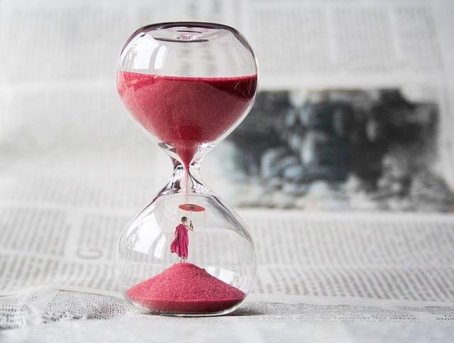 Hourglass, Clock, Sand, Time, Knapp, Minute, Timepiece