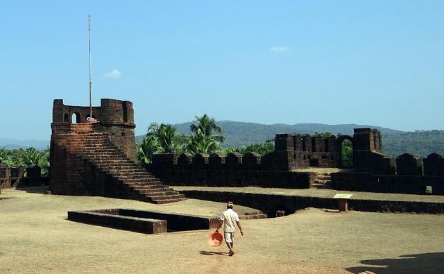 Fort, Mirjan Fort, Mirjan, Fortress, Fortification