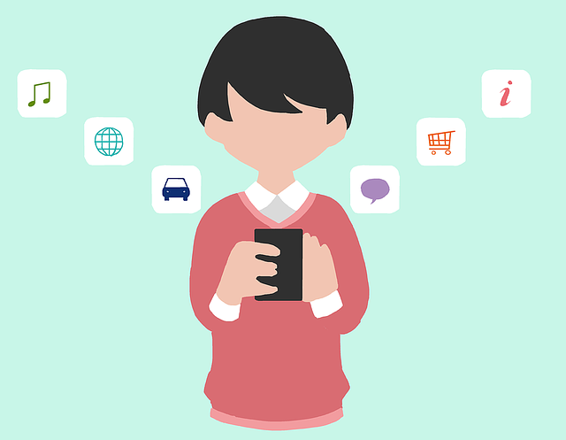Smartphone, App, Japanese, Email, Mobile, Shop, Web