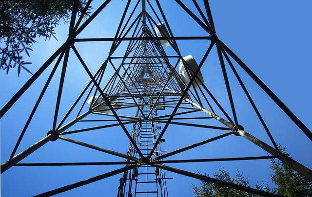 Cell Tower, Mobile Mast, Microwave Tower, Antenna