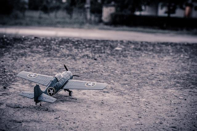 Model Aircraft, Model Airplane, Plane, Airplane