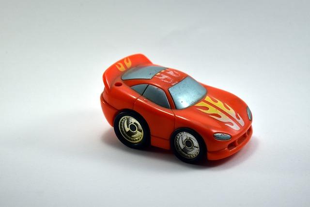 Hotwheels Car, Toy, Model Car, Plastic