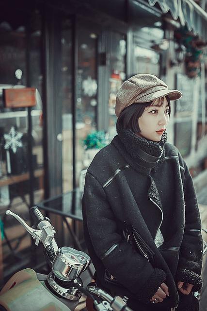 Woman, Model, Posing As, Beijing Beauty, Chinese Beauty