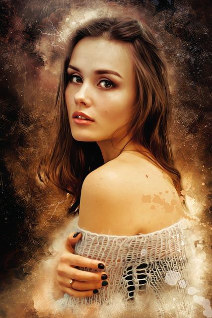 Woman, Portrait, Female, Young, Beauty, Model, Fantasy
