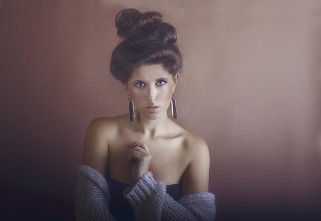 Woman, Adult, Portrait, Fashion, Elegant, Girl, Model