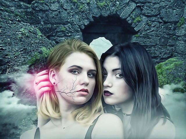 Vampires, Psychic Vampire, Woman, Female, Beauty, Model