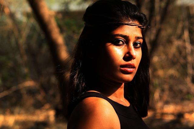 Actress, Model, Girl, Woman, Face, Portrait, Indian
