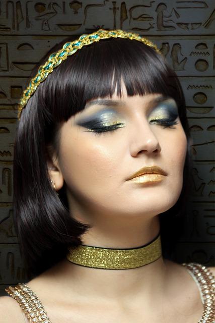 Girl, Model, Cleopatra, Egypt, Beauty, Portrait, Person