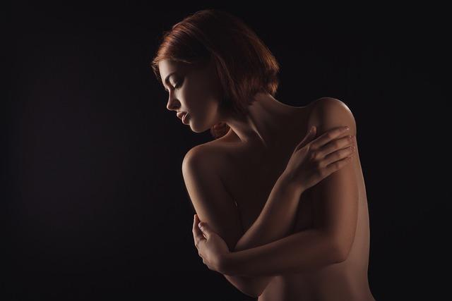 Model, Erotica, Grace, Tenderness, Girl, Portrait