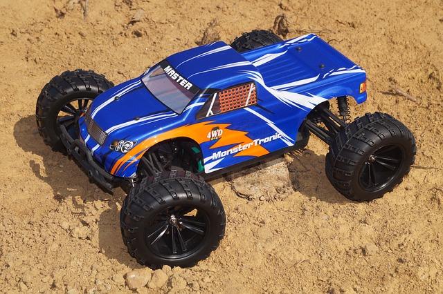 Earth, Vehicle, Sand, Dirt, Model, Rc Model