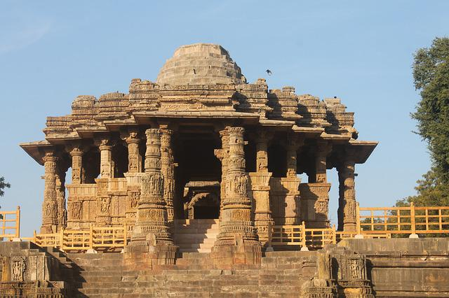 Mahashivratri, Shiv, Sun, Temple, Modera, Gujarat