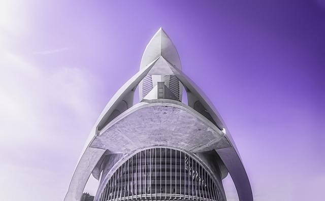 Uv Film, Architecture, Modern, Contemporary, Futuristic