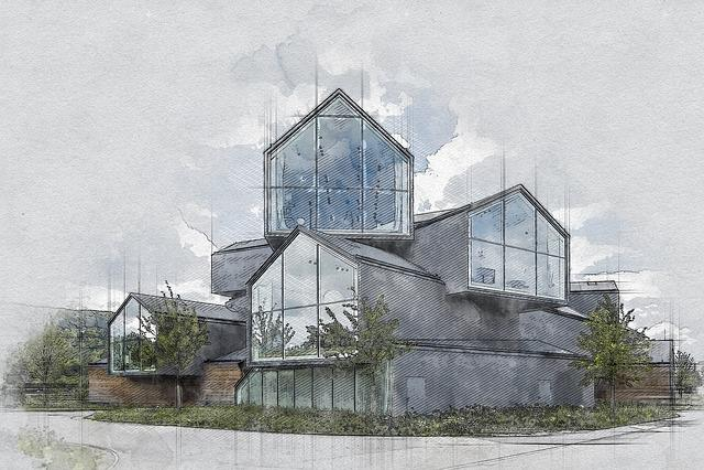 Architecture, Museum, Modern Architecture, Building